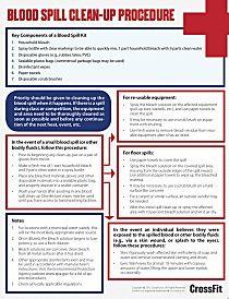 spill management in hospital pdf