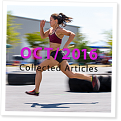 October 2016 Collected Articles