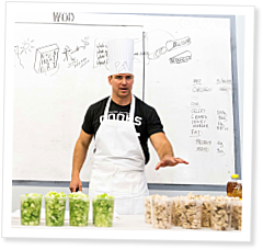 CrossFit Culinary Ninja: Beyond a Bland Bowl of Broccoli