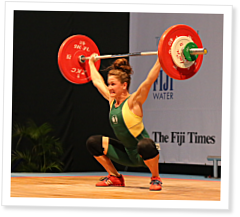 Weightlifting's Reassurance