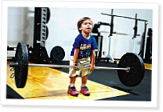 strength training and prepubescent youth Youth strength training can be extremely beneficial, improving motor control, coordination, and movement mechanics as well as decreasing injury risk and building habits of mental focus and physical discipline.