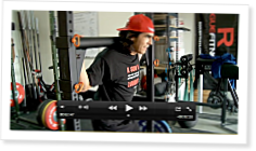 Yoke bar aka safety squat bar via monster garage gym youtube