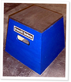 Plyo Boxes by Lincoln Brigham - CrossFit Journal