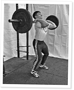 The Power Clean By Mark Rippetoe Crossfit Journal