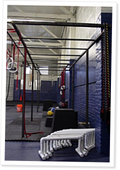 Strategic Shopping Outfitting A Cf Gym On The Cheap By