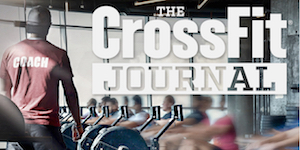 CrossFit Journal border=