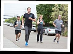 Chris Hinshaw: The Running Man