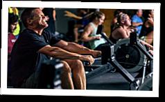 Row Pro: Calories Vs. Meters