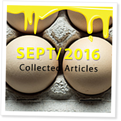 September 2016 Collected Articles