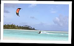 Kitesurfer Gordon Heather: Whichever Way the Wind Blows
