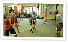 HES CrossFit: The Kids Are all Fit