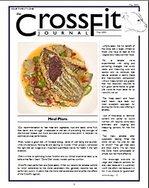 what are crossfit diet